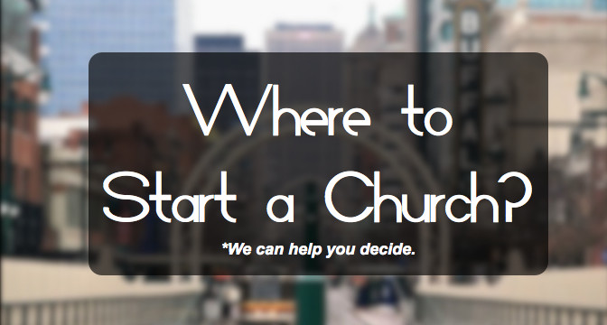 where to start a church.003
